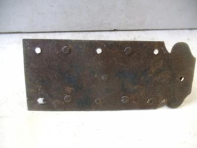 Schubriegel geschmiedet um 1800