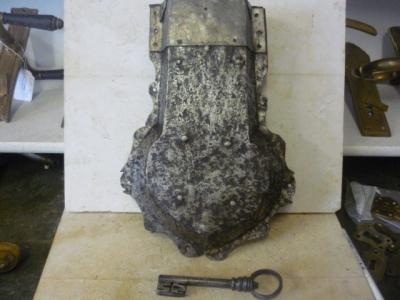Truhenschloss MB 78/16607