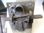 Einfachverriegelung um 1650